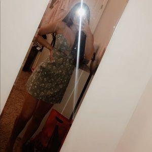 Pacsun Lotti Moss dress